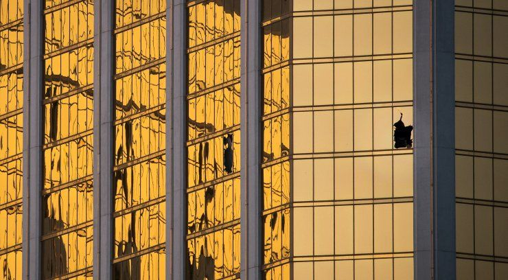Lawyers for Las Vegas shooting victims say settlement for up to $800M reached with MGM Resorts