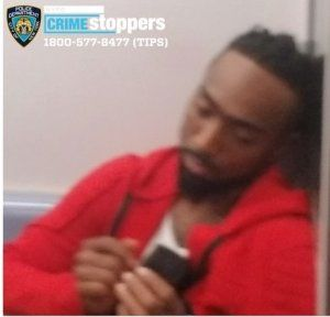 Man masturbates in front of woman on NYC subway