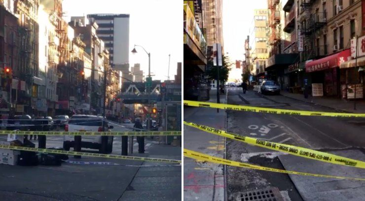 Four homeless men killed, 1 injured in Chinatown attack; suspect in custody: police