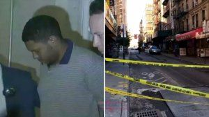 Suspect in homeless men's deaths caught on camera beating victims
