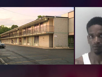 Man charged with killing toddler who was sexually assaulted at motel