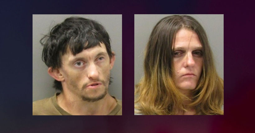 Woman arrested for drugs says brother fed her 'meth sandwich'