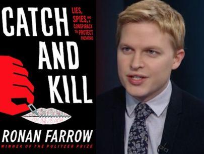 Former NBC staffer accuses Matt Lauer of rape in Farrow book