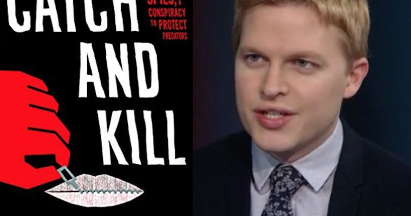 Former NBC staffer accuses Matt Lauer of rape in Ronan Farrow's new book