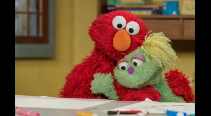 'We're not alone' – 'Sesame Street' tackles opioid crisis
