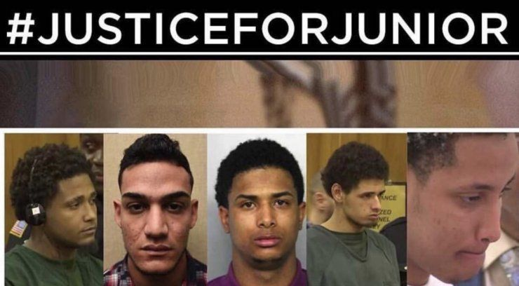 Justice for Junior: Five Trinitarios gang members being sentenced in bodega slaying of Bronx teen