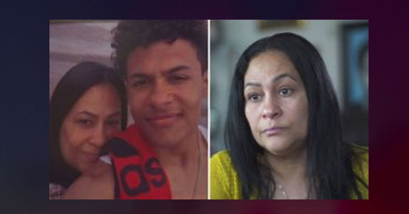 Parents of slain Bronx teen share their pain: 'Here I am, a mother without my son'