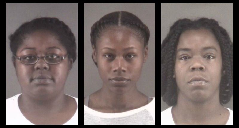 3 women accused of encouraging, filming fights at North Carolina assisted living facility