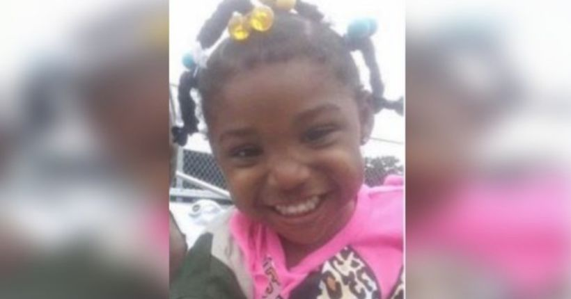 Amber Alert issued for Alabama girl abducted from birthday party