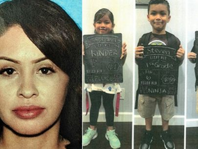 Woman, 3 kids missing found after re-entering U.S. from Mexico: LAPD