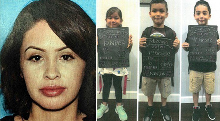 Woman, 3 kids missing out of Sylmar found after re-entering U.S. from Mexico: LAPD
