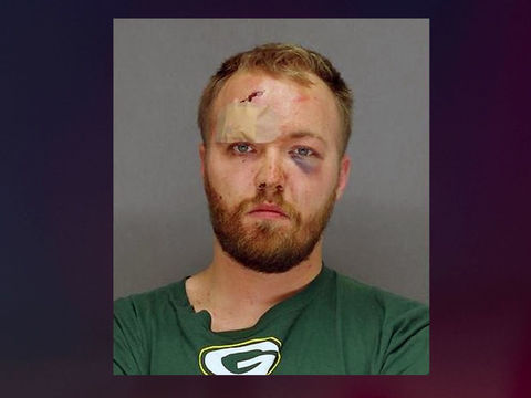Man threatens cops after being tossed from bar at Lambeau Field