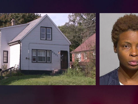 Milwaukee woman accused of neglecting 6 kids in 'unlivable house'