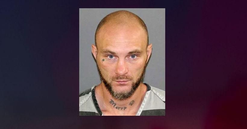 Man with his name tattooed on his neck arrested for falsely identifying himself