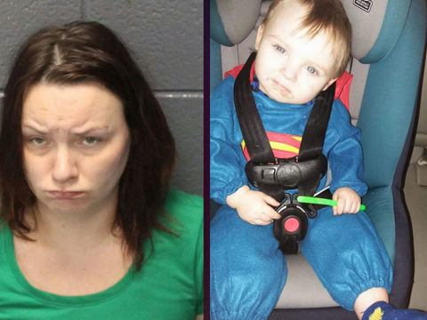 Mom charged with murder in death of 2-year-old son Noah Tomlin