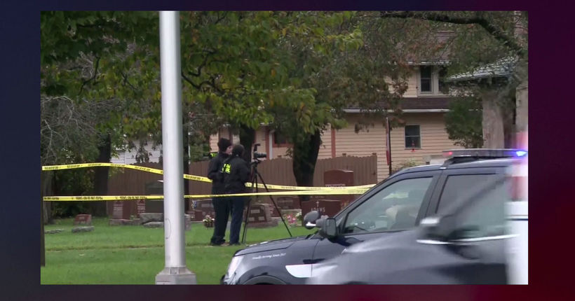 Wisconsin cemetery killer booby-trapped home to target officers, police say