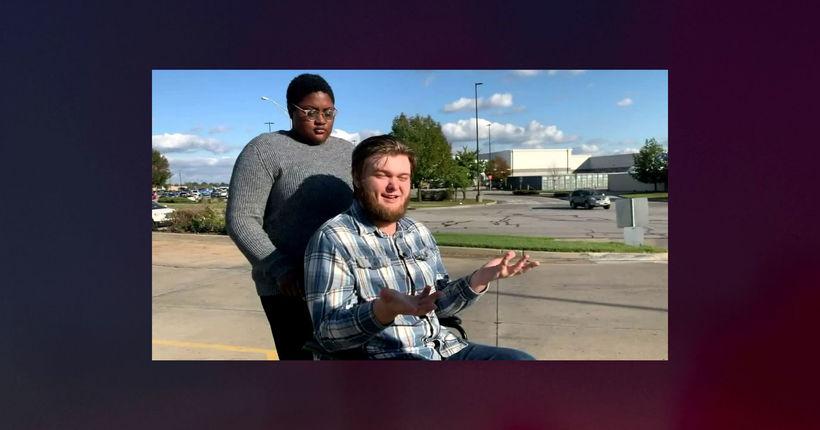 Kansas City man having a seizure shocked when two teens try to rob him