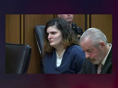 Judge sentences mom, boyfriend in toddler's overdose death