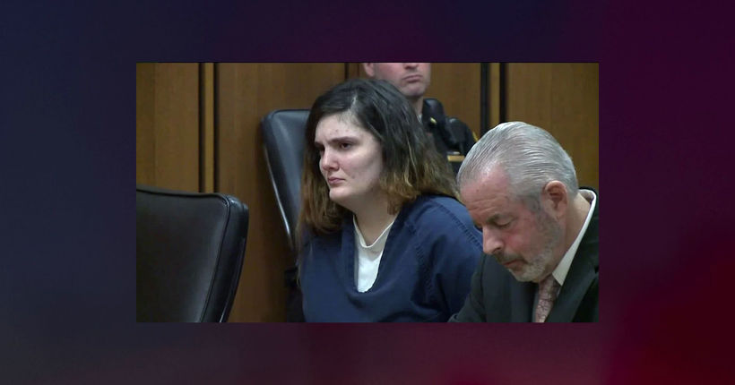 Judge sentences mom, boyfriend in toddler's overdose death