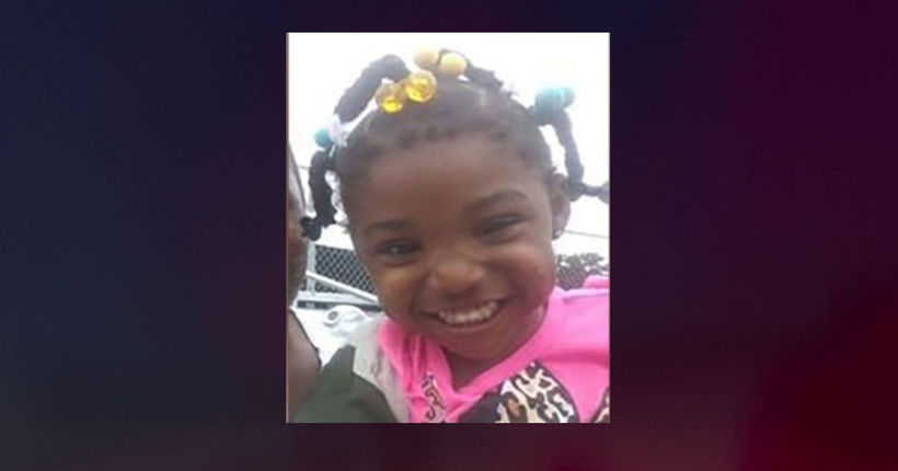 Remains found in search for missing 3-year-old Kamille 'Cupcake' McKinney