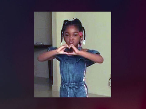 Body of Nevaeh Adams found in South Carolina landfill