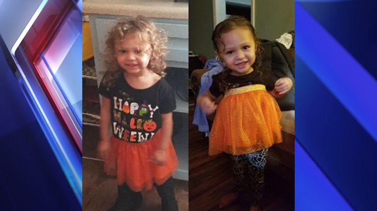 Amber Alert in effect for missing 3-year-old North Carolina girl