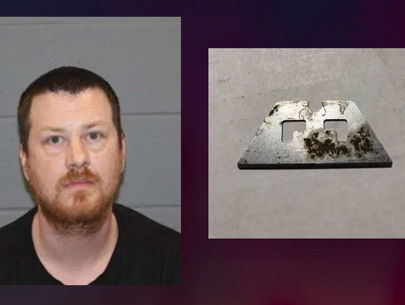 Connecticut man arrested after razors found in trick-or-treat bags