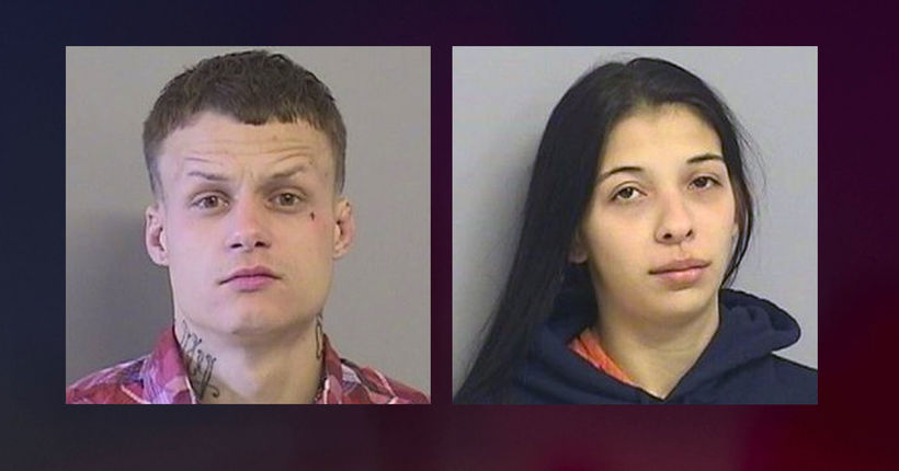 Man, woman arrested in dating app robbery, Tulsa police say