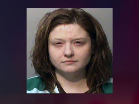 Shoplifting mom fled with 3-week-old baby in front seat: Police