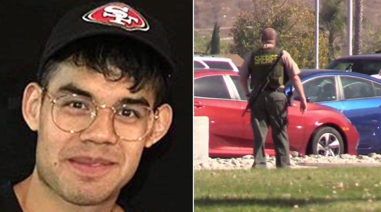 Alleged campus gunman at Mt. San Jacinto College is Navy veteran who sought help: Father
