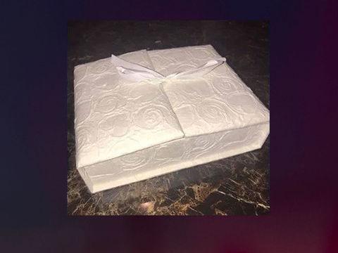 Burglar steals family's stillborn baby memory box; reward offered