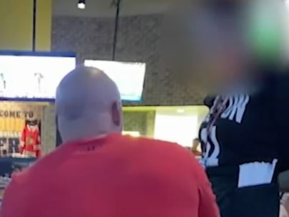 Man in Buffalo Wild Wings incident known by staff for racist comments