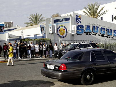 Santa Clarita school shooting: 2 killed, student suspect dead
