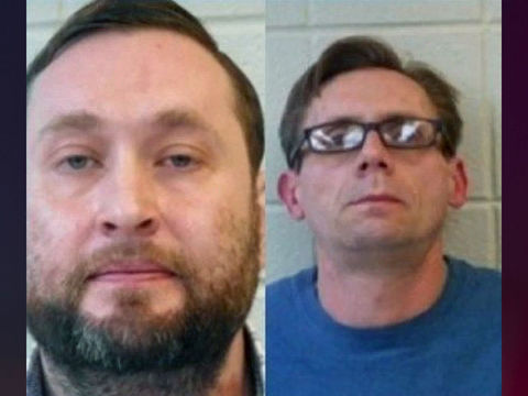 Chemistry professors charged with making meth in college lab