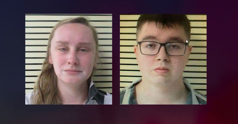 Oklahoma couple arrested after adopted daughter dies from suspected child abuse