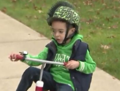 4-year-old boy, his family fined $150 for playing outside