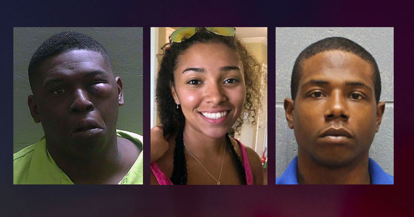 Human remains believed to be Aniah Blanchard located, third suspect arrested