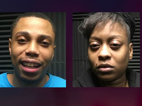 Infant hospitalized with broken limbs, burns, bites; parents arrested