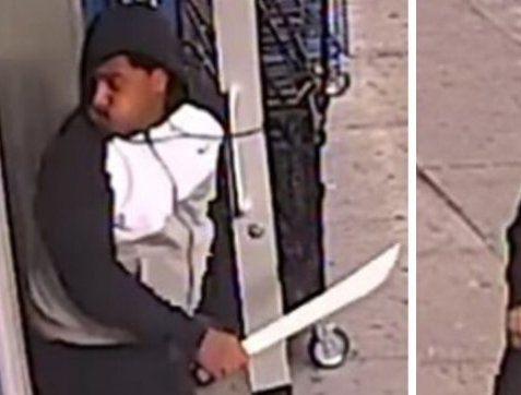 Machete-wielding man slashes teen in Bronx laundromat: Police