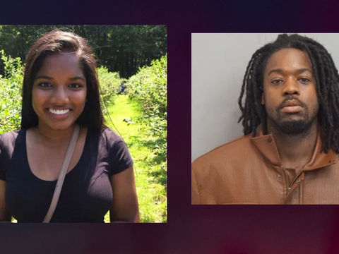 Bail denied for man charged in murder of college student Ruth George