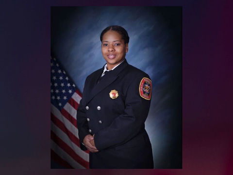 Richmond firefighter killed in Thanksgiving night shooting