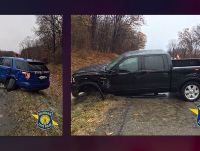 Driver high on marijuana crashes into trooper morning it became legal