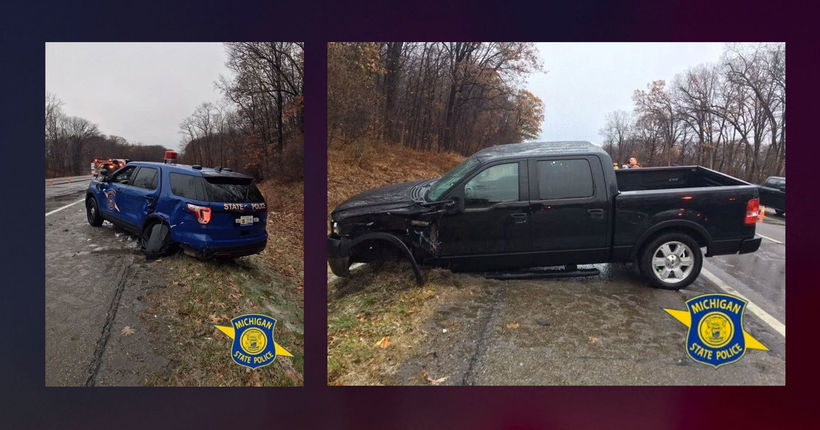 Driver high on marijuana crashes into trooper on the morning marijuana became legal: police