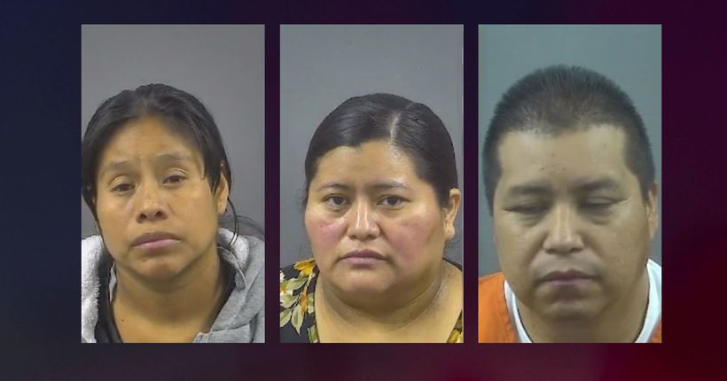 Mother, 2 others accused of selling, buying baby for $2,000