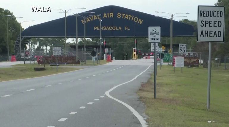FBI says deadly shooting at Pensacola naval base presumed to be act of terror