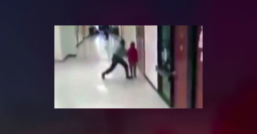 Video shows North Carolina resource officer slamming, dragging middle school student