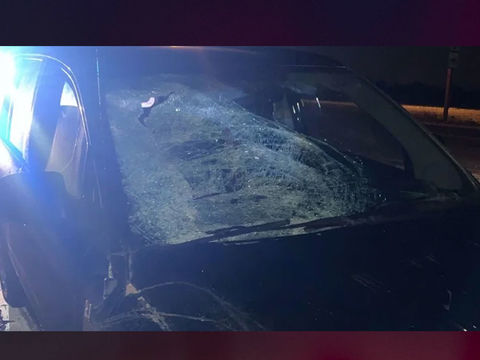 Woman found passed out behind wheel with 2 young kids in car