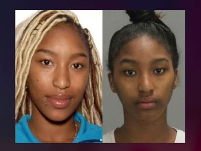 Wanted twin sisters accused of beating woman with frying pan