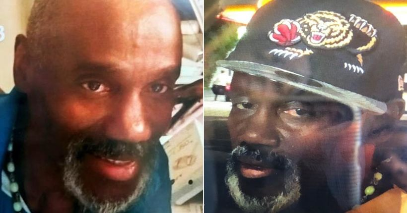 Dementia patient missing for weeks following his twin's DUI arrest is jailed after being found in Pasadena