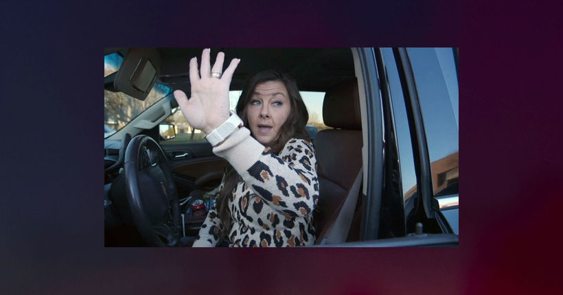 Mom fights back against alleged carjacker in North Carolina shopping center